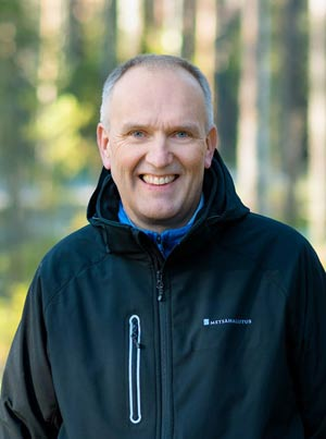 Pääjohtaja Juha S. Niemelä