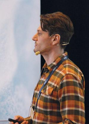 World Bio Markets -verkoston perustaja Alex Williamson
