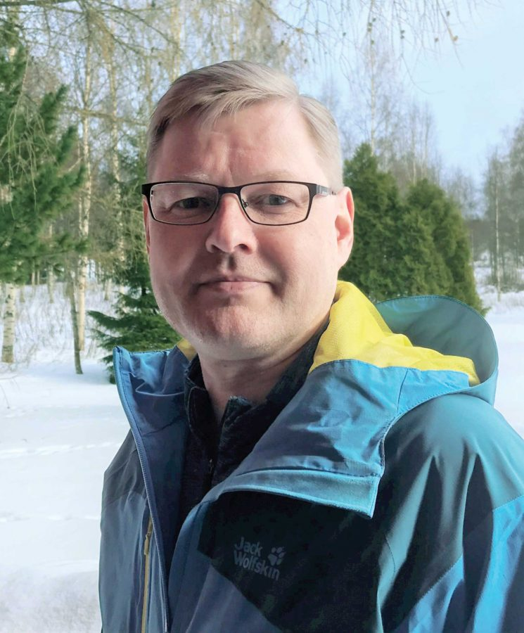 Hannu Lehtonen, Metsienkäyttö- ja suunnittelujohtaja