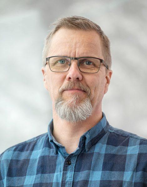 Arto Pummila, kenttäpäällikkö Luontopalvelut, Hämeenlinna
