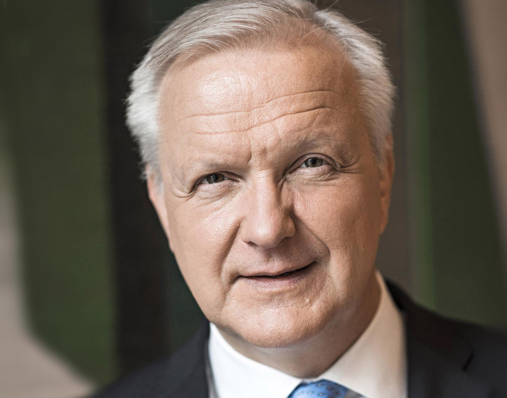 Olli Rehn Suomen Pankki